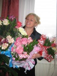 Татьяна Верховская, 20 октября , Санкт-Петербург, id8742147