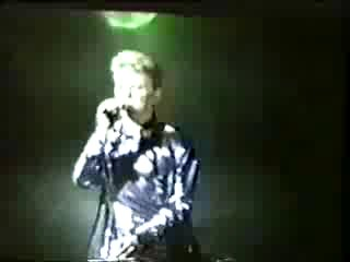 Nine Inch Nails and David Bowie - Reptile