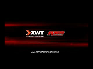 WWE Monday Night RAW 05.04.2010