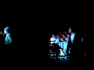 дебютное выступление группы Muratti в клубе Телепорт 18.12.09