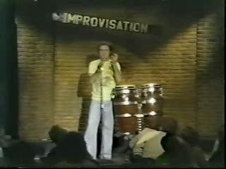 Энди Кауфман - Американский комик ( Фрагмент Выступления)