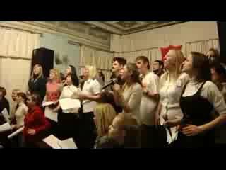 The SA Ukraine Division Gospel Choir - Kiev 03.2010 -