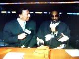 Snoop Dog and Anaheim Ducks - FSN Interview