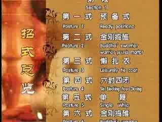 Чень Сяован. Стиль Чэнь 83 форма (Энциклопедия Тайцзи Чень. Диск 11 - Син Цзя 1 часть)