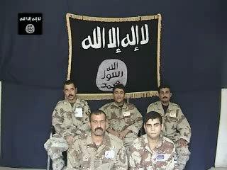 Казнь пятерых солдат