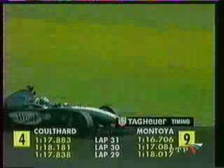 Формула-1. 2002г. 3 гонка  Гран-При Бразилии, Интерлагос