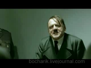 Реакция Гитлера на закрытие торрент.ру