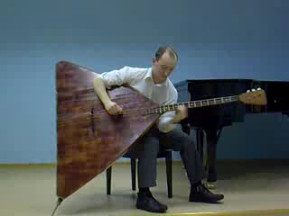 Дмитрий Аверин - Антошка (соло на балалайке-контрабас)