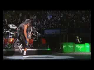 Metallica - Francais Pour Une Nuit (World Magnetic Tour 2009, Live at Arenes de Nimes)Великий концерт!!!