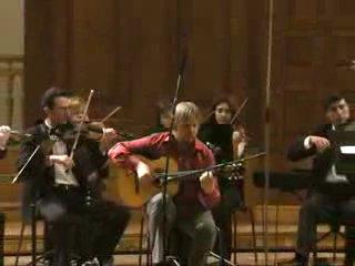 Запись с рождественского концерта в ГБКЗ Казани в конце 2008 г.Оркестр