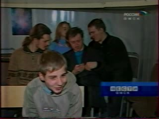 12.04.2004. 2 канал. Вести Омск. 30-летие ДО ТЛС