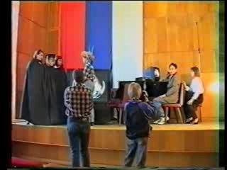 Детская видеостудия Родничок, г. Ярослвль, 1997 год.
