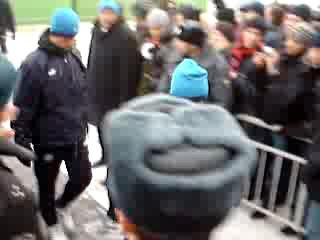 это я в перми на матче Амкар-Зенит