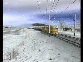 Фантазия Trainz 2009 Авторы - denlog, DSemen