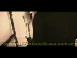 Three Days Grace LA trip ((www.ThreeDaysgrace.com.ar))
