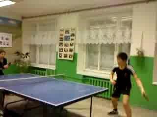 теннис в нашей школе))))))))))))))))))