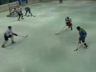 Лучшие моменты матча ХК Дружина (Липицкое с-п) vs ХК Скорпион (Москва)
