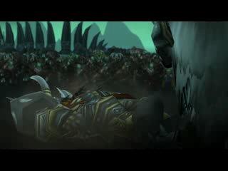 World of Warcraft LichKing.Падения короля лича.Часть 2.