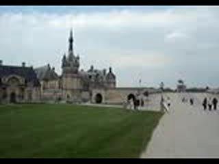 Франция 7 мая Замок Шантийи