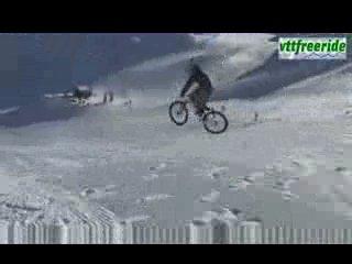 25 m backflip on big air -Yannick Granieri