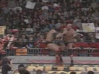 WCW Goldberg vs Bam Bam Bigelow vs Scott Hall ЭТО ЗАМЕСС!
