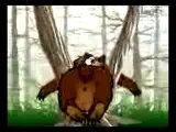 медведь лузер или траходром в лесу