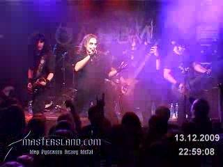 Ольви - Live 2009-12-13 PlanB, Москва (День Рождения клуба Plan B)