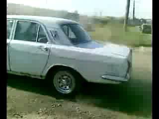 ГАЗ 24 с двигателем от автобуса ПАЗ,ЗМЗ-523,V8,объемом 4,7 литра. вот он наш мускул кар КАК ЗВУЧИТ !!!