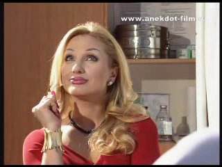 Видео анекдот - Блондинка на приеме у врача