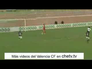 Первый гол Домингеса за Валенсию