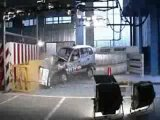 Crash-test Chevrolet Niva (ВАЗ 2123)