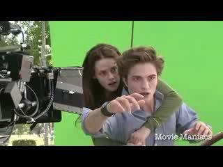 Видео как снимали фильма сумерки фильм с ходченковой и епифанцев