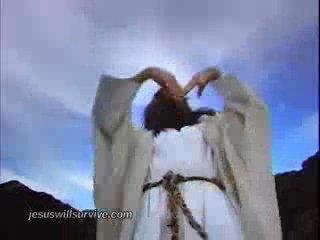 Второе пришествие Исуса Христа: Узрей Есуса, суууука ..... !!
