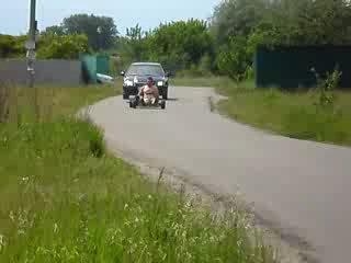 крутые повороты - это не для лады)