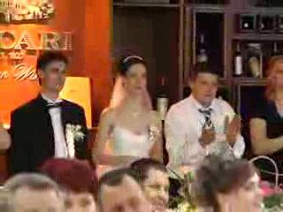 Молдавские народные танцы на свадьбе