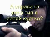 Эстонский снайпер(Мужик четко знает что делать)