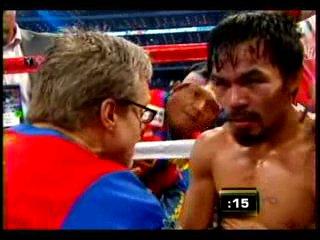 Manny Pacquiao_vs_Joshua Clottey(коментарии HBO)