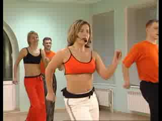 Фитнес танцы (обучающий урок)