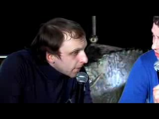 Промо-ролик с выступления Гавра и Олега