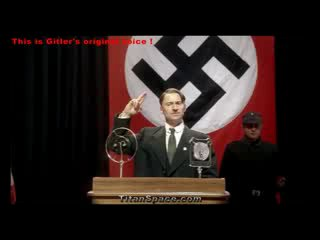 Гитлер - Восстание Зла (Hitler - The Rise Of Evil)(клип)