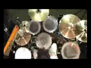 BlackBull Prodaction изнутри... часть третья Drums by Darik Strellson