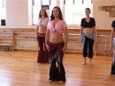 Восточные танцы живота видео-урок часть 2 на сайте obvi/