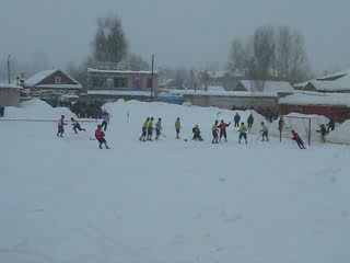 ХК Боровичи - Волга 22.02.2010
