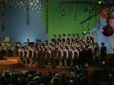 Большой детский хор Центрального телевидения и Всесоюзного радио СССР, солист Виталий Николаев - Беловежская пуща (1977)