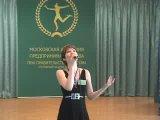 Мисс МосАП Россия 2009 - Мое время