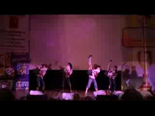 ФЕСТОС 1/2 финала - танец