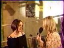 Alizee - Backstage Interview - Garou's Bercy Concert - TF1