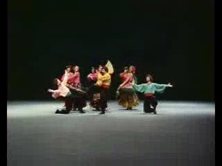 Танцы народов мира. Ансамбль Игоря Моисеева  (1982)