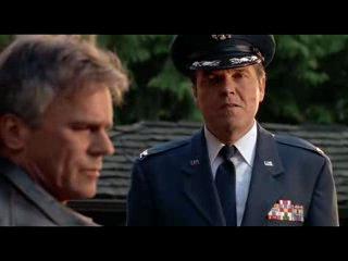 Звездные врата SG-1 (3 сезон 18 серия) Оттенки серого