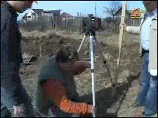 Строить - не перестроить Построика дома с 0 (2 часть), Разметка участка для фундамента